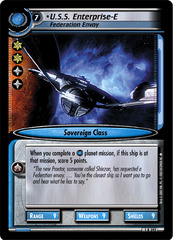 U.S.S. Enterprise-E, Federation Envoy