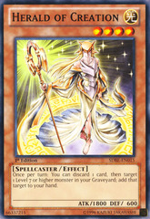 Herald of Creation - SDBE-EN015 - Common - Unlimited Edition