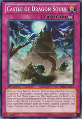Castle of Dragon Souls - SDBE-EN033 - Common - Unlimited Edition on Channel Fireball