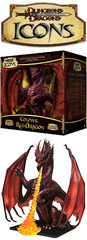 D&D Icons Colossal Red Dragon