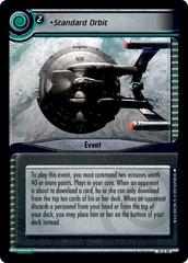 Standard Orbit