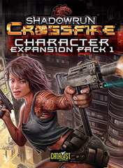 Shadowrun: Crossfire - Character Expansion Pack 1