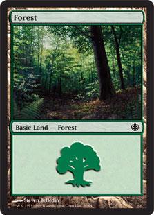 Forest (30) (Garruk vs Liliana)