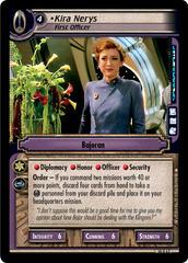 Kira Nerys, First Officer