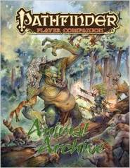 Pathfinder Player Companion: Animal Archive [OOP]