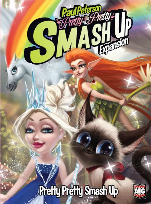 Smash Up: Pretty Pretty Expansion