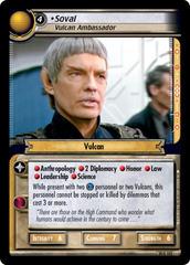 Soval, Vulcan Ambassador