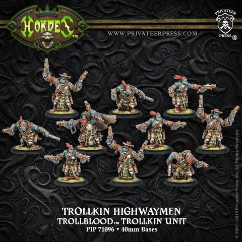 Trollkin Highwaymen