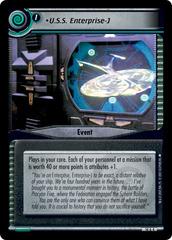 U.S.S. Enterprise-J - Archive Foil