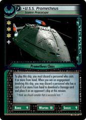 U.S.S. Prometheus, Stolen Prototype - Archive Foil