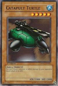 Catapult Turtle - DPYG-EN006 - Common - 1st Edition