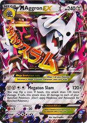 Mega-Aggron-EX - 94/160 - Holo Rare EX