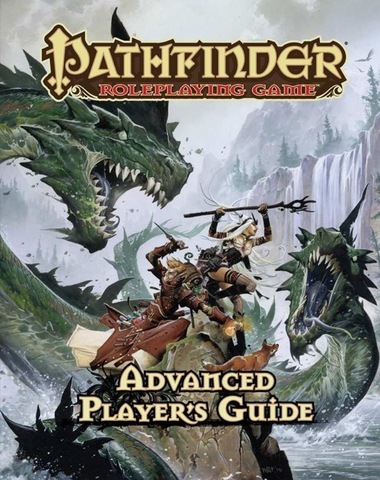 Pathfinder - Advanced Player's Guide HC