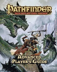 Pathfinder 1E - Advanced Players Guide HC