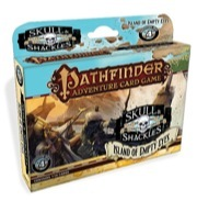 Pathfinder Adventure Card Game—Skull & Shackles Adventure Deck 4: Island of Empty Eyes