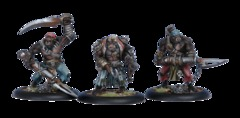 Black Ogrun Boarding Party Unit