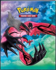 Ultra Pro Pokemon XY1 4-Pocket Portfolio - Xerneas/Yveltal