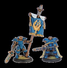 Stormblade Officer Standard Bearer