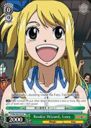 Rookie Wizard, Lucy - FT/EN-S02-032 - R