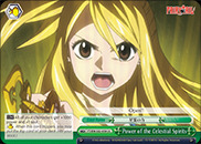 Power of the Celestial Spirits - FT/EN-S02-050 - CC