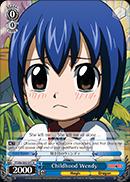 Childhood Wendy - FT/EN-S02-077 - U