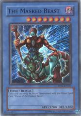 The Masked Beast - RP02-EN027 - Super Rare - Unlimited Edition