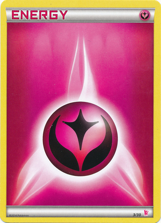 Fairy Energy - 12/30 - XY Trainer Kit (Sylveon)