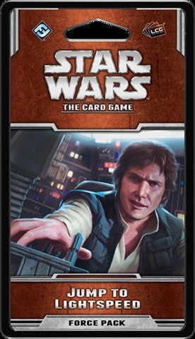 Star Wars: The Card Game - Jump to Lightspeed Force Pack