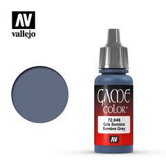 Vallejo Game Color - Sombre Grey - VAL72048 - 17ml