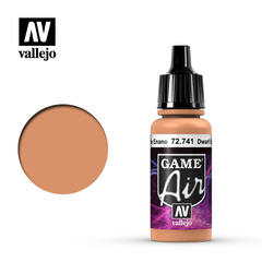 Vallejo Game Air - Dwarf Skin - VAL72741 - 17ml