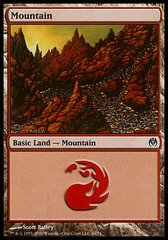 Mountain (69) on Channel Fireball