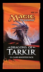 MTG Dragons of Tarkir Booster Pack