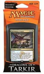 MTG Dragons of Tarkir Intro Pack - Silumgar (Blue/Black)