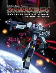 Robotech The Shadow Chronicles RPG Hardcover
