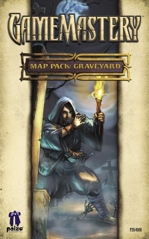 GameMastery Map Pack: Graveyard