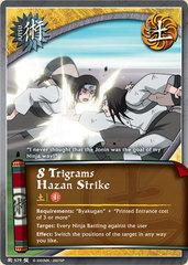 8 Trigrams Hazan Strike - J-579 - Common - 1st Edition