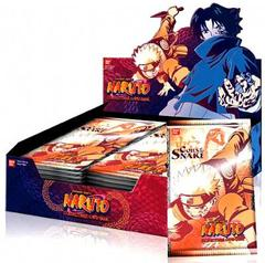 Naruto Collectible Card Game Coils of the Snake Booster Box