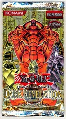 Yu-Gi-Oh Dark Revelation Volume #3 Unlimited Booster Pack