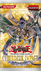 Cyberdark Impact 1st Edition Booster Pack