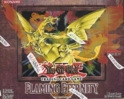 Flaming Eternity Unlimited Booster Box