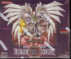 Yu-Gi-Oh Elemental Energy Unlimited Booster Box