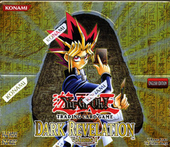 Yu-Gi-Oh Dark Revelation Volume #1 Unlimited Booster Box
