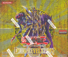 Yu-Gi-Oh Dark Revelation Volume #2 Unlimited Booster Box