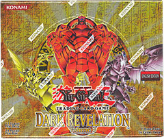 Yu-Gi-Oh Dark Revelation Volume #3 Booster Box