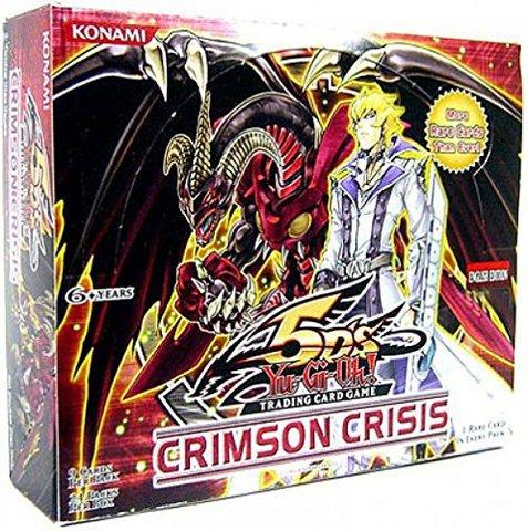 Crimson Crisis Unlimited Booster Box