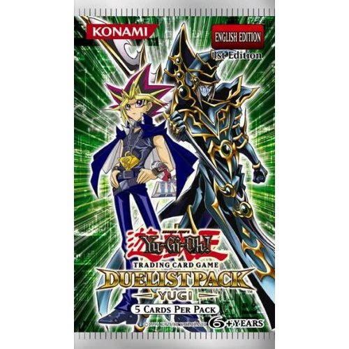 Konami yu-gi-oh duelist pack yugi 1st edition booster box.