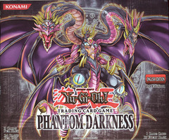 Phantom Darkness 1st Edition Booster Box