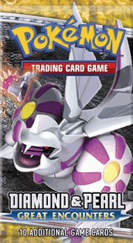 Diamond and Pearl: Great Encounters Booster Pack