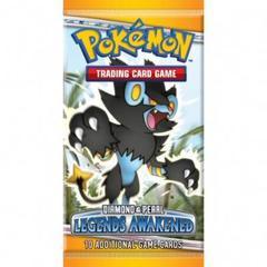 Pokemon Diamond and Pearl: Legends Awakened Booster Pack
