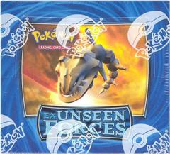 EX Unseen Forces Booster Box